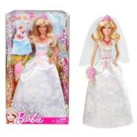 Búp bê cô dâu hoàng gia Barbie X9444