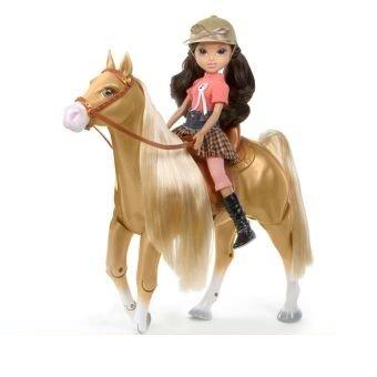 Búp bê cưỡi ngựa Moxie Girlz Lexa