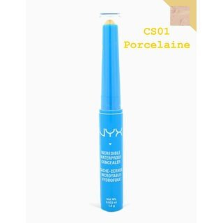 Bút che khuyết điểm NYX Incredible Waterproof Concealer 1.5g - 03749MP03