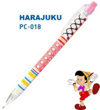 Bút chì bấm Thiên Long Harajuku PC-018