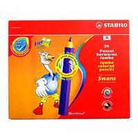 Bút chì màu Stabilo Jumbo CLJ1879-24