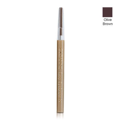 Bút kẻ lông mày Cezanne Easy Eyebrow N 02 tông nâu 0,13g