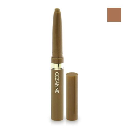 Bút kẻ lông mày Cezanne Futoshin Eyebrow 01 Natural Brown 0.2g