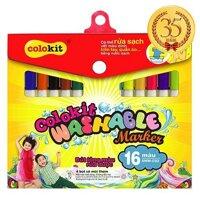 Bút lông màu Thiên Long SWM-C02 16 màu