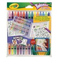 Bút lông Super Tips Crayola5881061019 - 20 màu