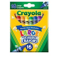 Bút sáp 16 màu loại lớn Crayola 5232813013