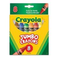 Bút sáp 8 màu Crayola 5203891010