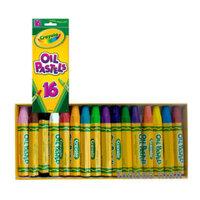 Bút sáp dầu Crayola 16 màu 5246160002