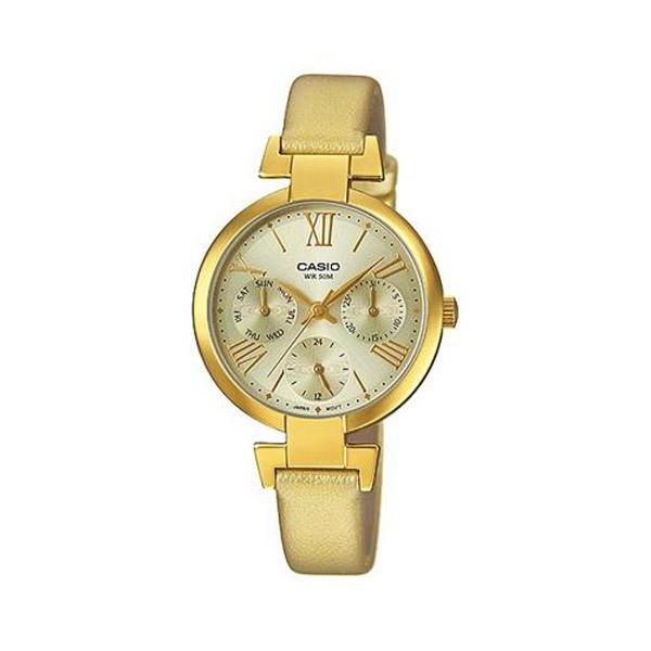 Đồng hồ Casio nữ LTP-E404GL-9AVDF