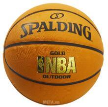 Bóng rổ Spalding Gold Outdoor (83-013Z)