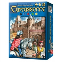 Đồ chơi Carcassonne