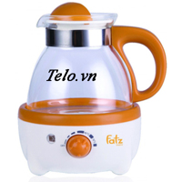 Máy hâm nước pha sữa Fatzbaby FB3006SL - 600ml