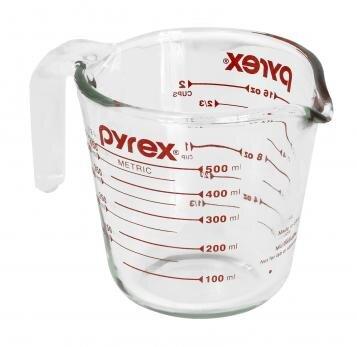 Ca lường thuỷ tinh Pyrex 500ml 6001075