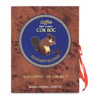 Cà phê Con Sóc Coffee hộp 500g