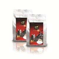 Cà phê G7 3in1 Bịch 1kg