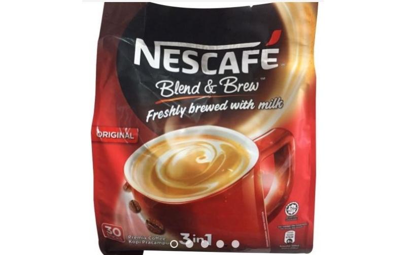 Cà Phê Hoà Tan NESCAFE Blend & Brew 17.5g x 60 gói