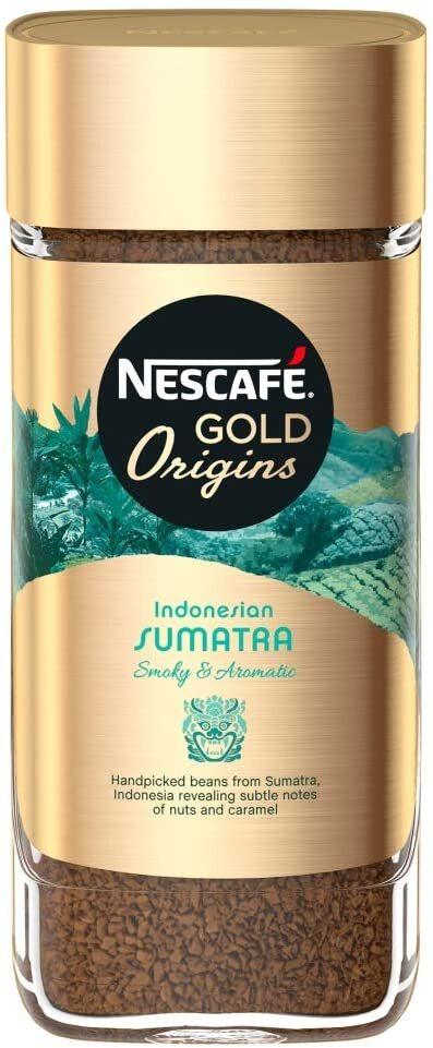 Cà phê hòa tan NesCafe Gold Origins 100g