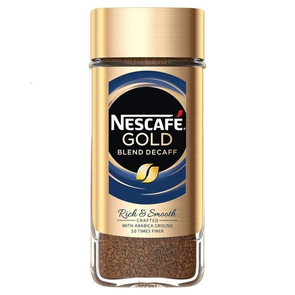 Cà phê hòa tan NesCafe Gold Decaff 100g