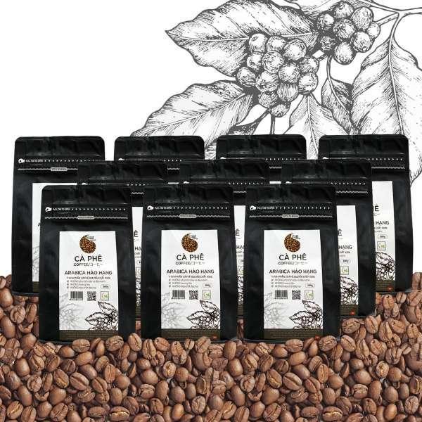 Cà phê nguyên hạt Là Việt Special House Blend – Arabica gói 1kg