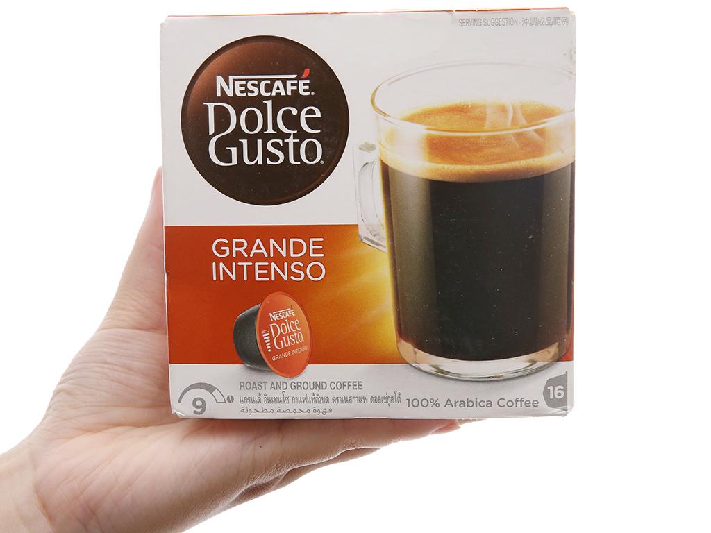 Cà phê viên nén NesCafe Dolce Gusto Grande Intenso 160g