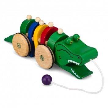 Cá sấu gỗ Winwintoys 66252