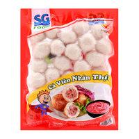 Cá viên nhân thịt Việt Nam SG Food gói 500g