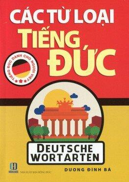 Các Từ Loại Tiếng Đức