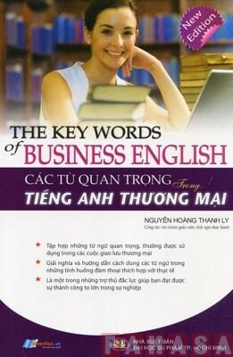 Các Từ Quan Trọng Trong Tiếng Anh Thương Mại – Nguyễn Hoàng Thanh Ly