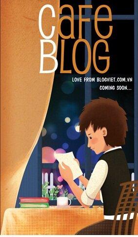 Cafe blog - Nhiều tác giả