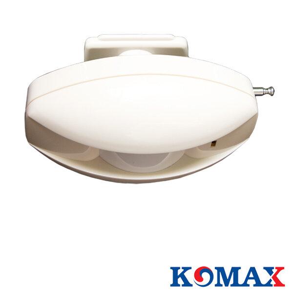 Cảm biến hồng ngoại không dây dạng màn Komax KM-P311