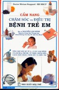 Cẩm nang chăm sóc và điều trị bệnh trẻ em - Miriam Stoppard