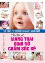 Cẩm nang mang thai sinh nở chăm sóc bé