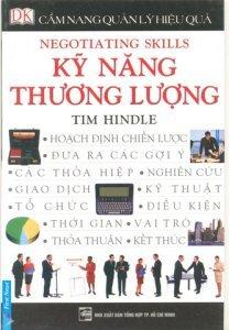 Cẩm nang quản lý hiệu quả: Kỹ năng thương lượng - Tim Hindle - Dịch giả: Nguyễn Đô