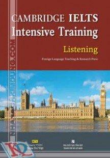 Cambridge IELTS Intensive Training - Listening