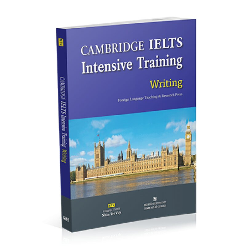 Cambridge IELTS Intensive Training Writing (Không CD)