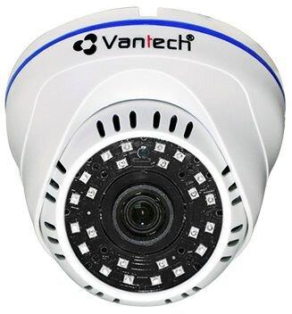 Camera AHD bán cầu hồng ngoại Vantech VP-115AHDH