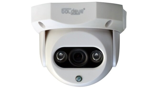 Camera AHD Dome hồng ngoại Goldeye MWE13A2