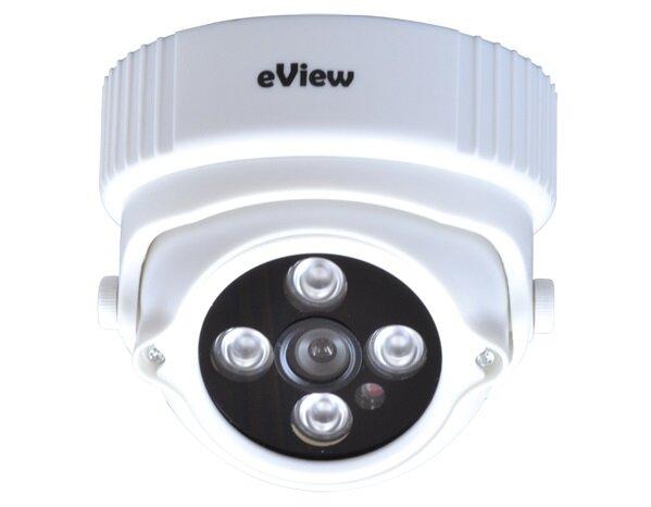 Camera AHD Dome hồng ngoại eView PL704A10L