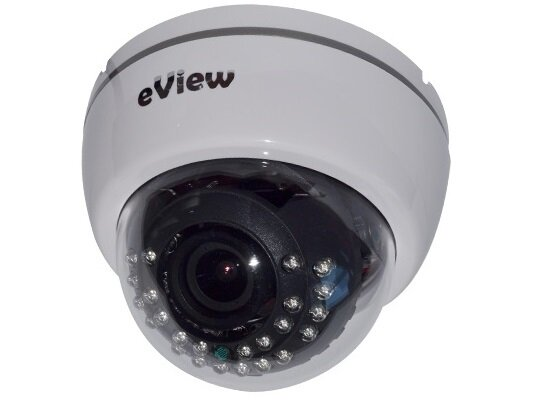 Camera AHD Dome hồng ngoại eView EB724F20