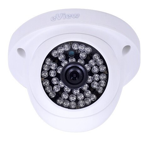 Camera AHD Dome hồng ngoại eView IRD2742A20L