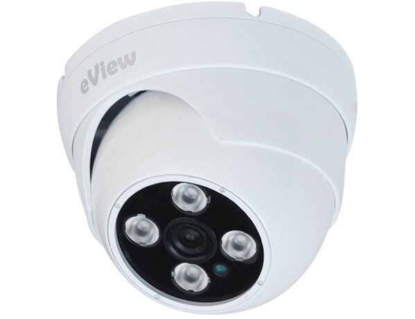 Camera AHD dome hồng ngoại ngoài trời eView IRV3404F20