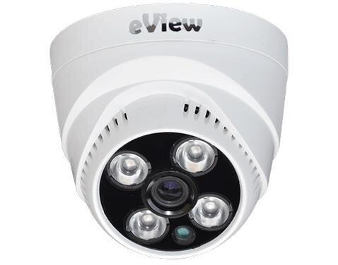 Camera AHD Dome hồng ngoại eView - IRD3004A10L