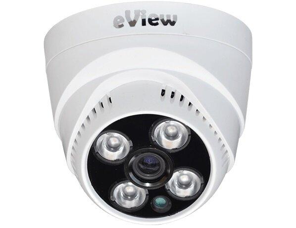 Camera AHD Dome hồng ngoại eView IRD3004F20