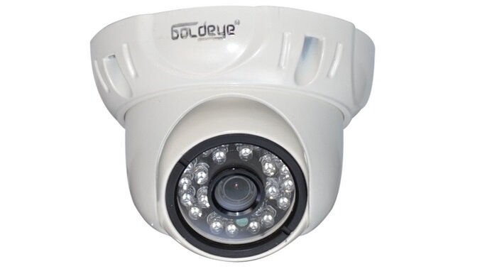 Camera AHD Dome hồng ngoại Goldeye MWV20A1