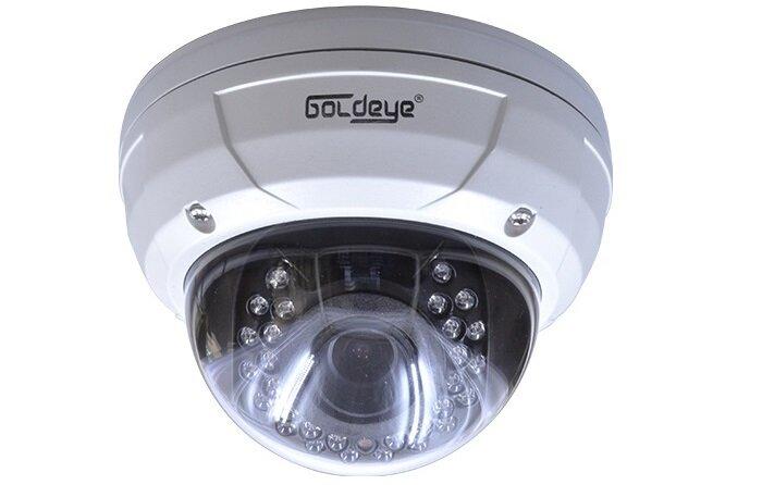 Camera AHD Dome hồng ngoại Goldeye LWD20A2