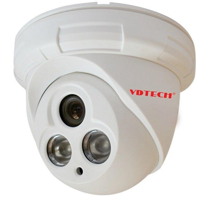 Camera AHD Dome hồng ngoại Vdtech VDT-135AHDSL 2.0