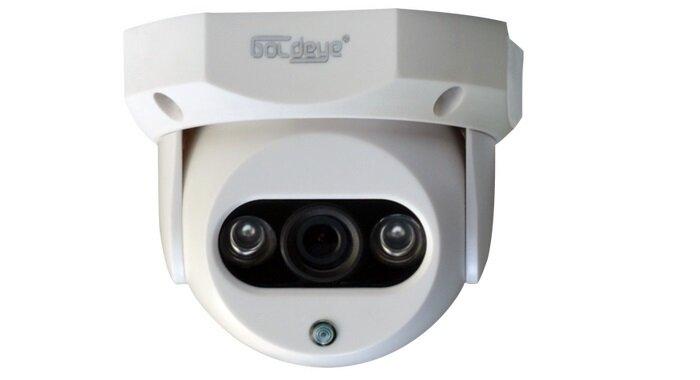 Camera AHD Dome hồng ngoại Goldeye MWE20A2