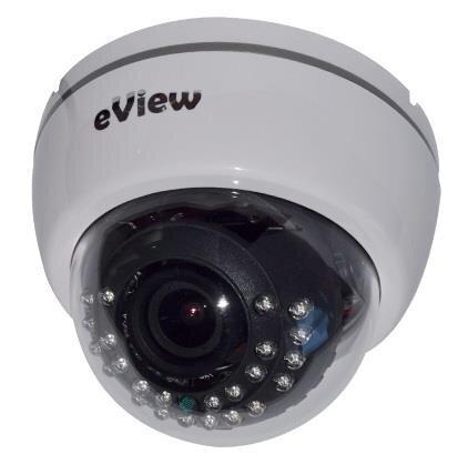 Camera AHD Dome hồng ngoại eView - EB724A20L