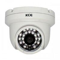 Camera bán cầu hồng ngoại KCE DI1424