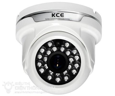 Camera bán cầu hồng ngoại KCE SPI1424
